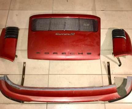 Ricambi Porsche