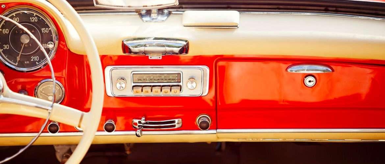 Auto d'epoca: benefici e costi