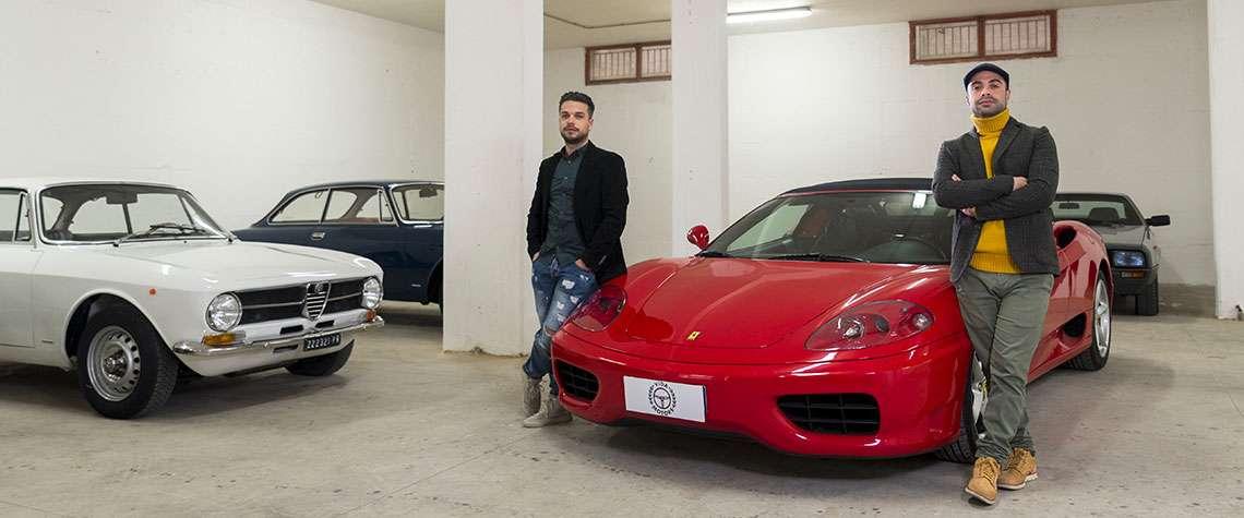Vida Motors Ferrari
