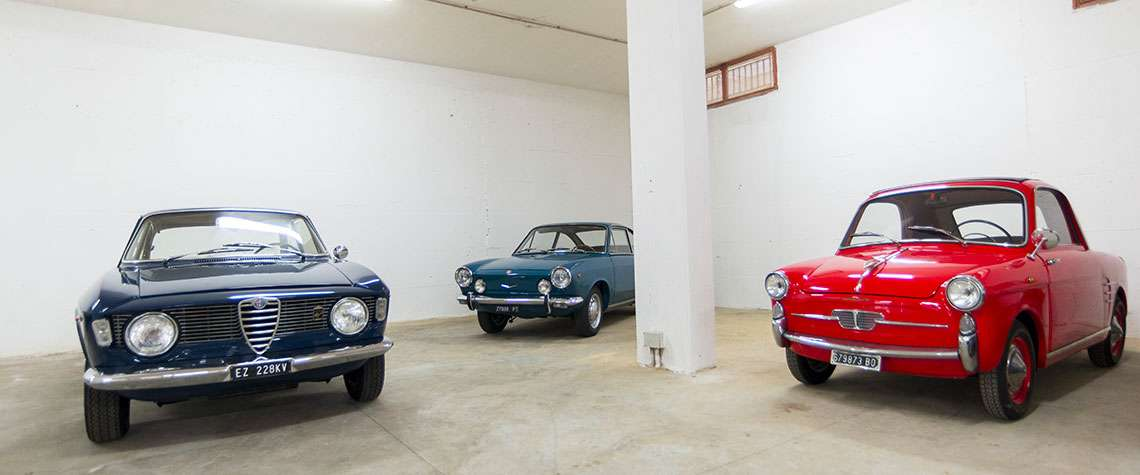 Vida Motors Auto D'epoca