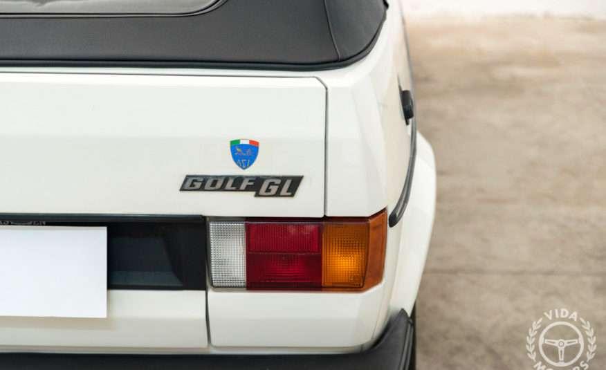 Volkswagen Golf Mk I Convertible 1.6