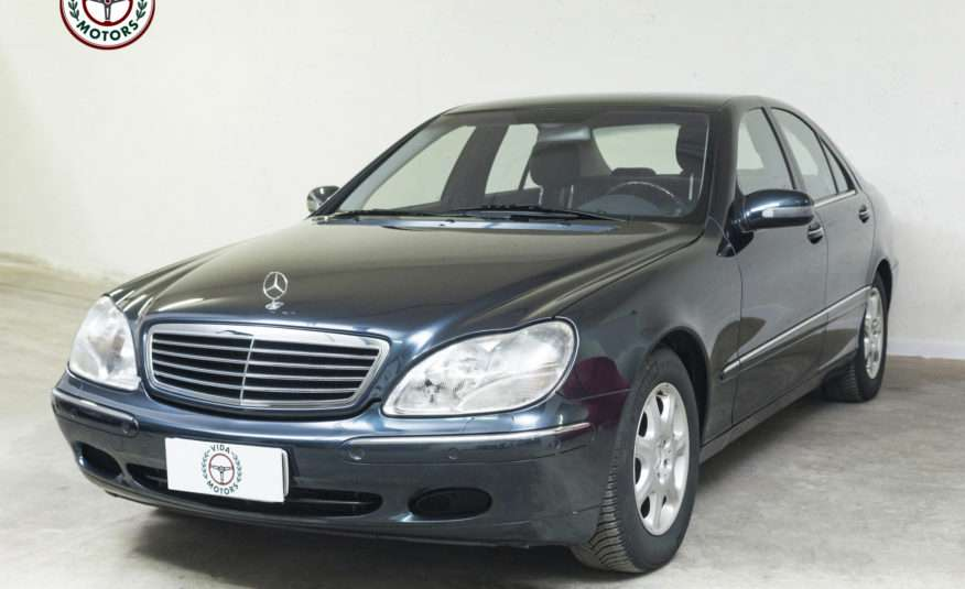 Mercedes Benz Classe s500