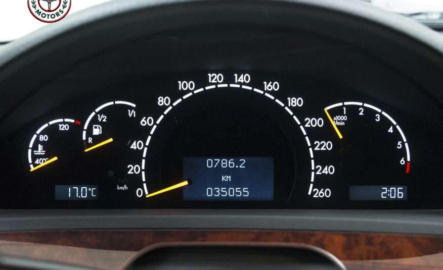 MERCEDES-BENZ CLASSE S500