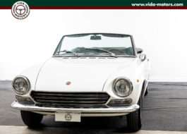 fiat 124 spider as in vendita