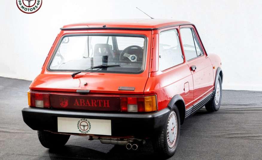 A112 ABARTH 70HP