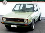 Golf gti mk1 in vendita