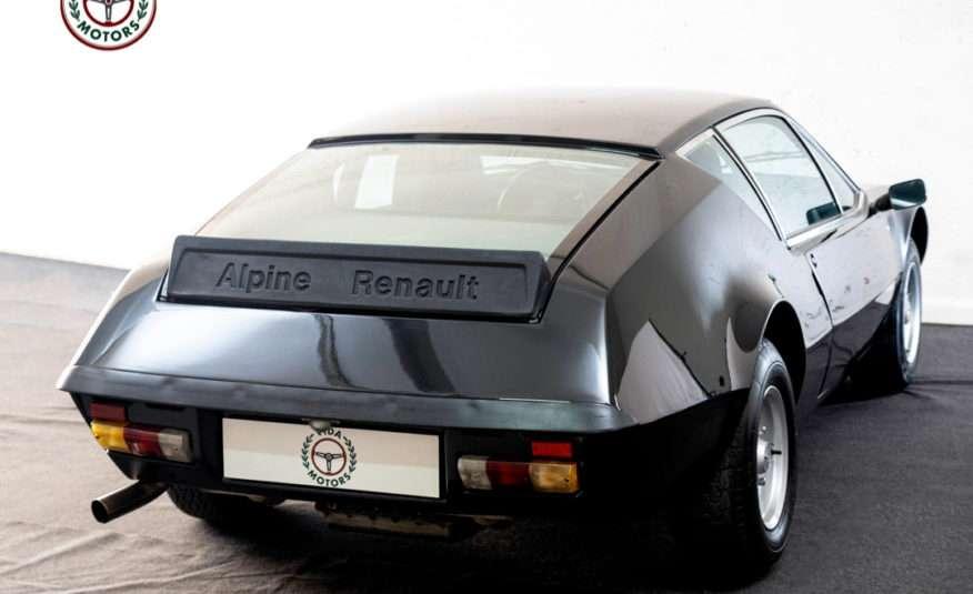 RENAULT ALPINE A310 V6