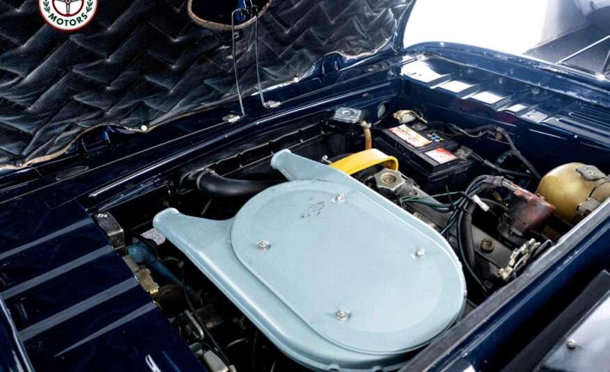 motore fiat 124 sport coupe