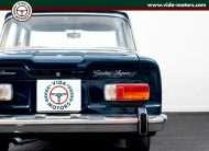 """GIULIA 1600 SUPER """"BISCIONE"""""""